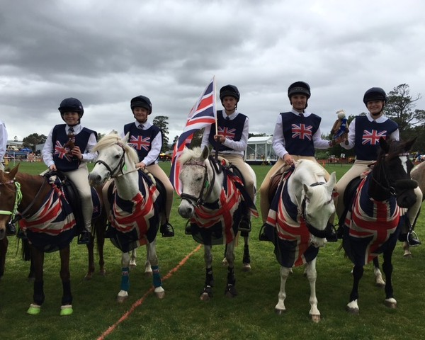 Pony Club Competitors in Australia